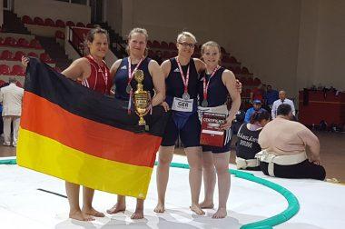 Sumo-Europameisterschaft in Tiflis, Georgien