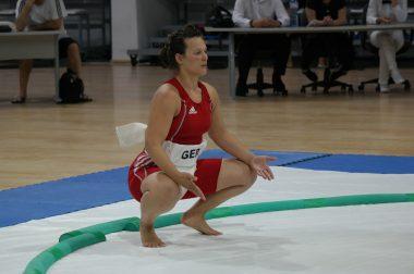Deutsche Einzelmeisterschaft in Brandenburg
