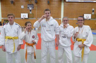 Nordbadische Einzelmeisterschaft U15