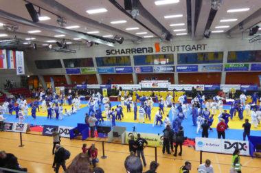 Deutsche Einzelmeisterschaft Stuttgart