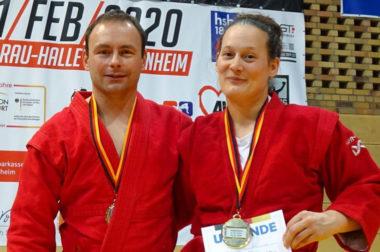 Deutsche Einzelmeisterschaft im Sambo