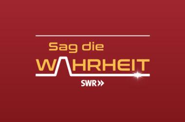 """Johanna Schumann bei """"Sag die Wahrheit"""" im SWR"""