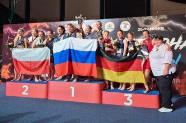 Sumo-Europameisterschaft Kazan/Russland