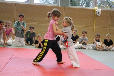 1. Familien-Sportabzeichentag
