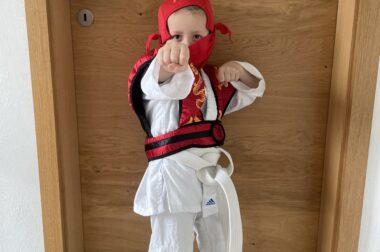 1. Judo Fasching-Corona-Challenge