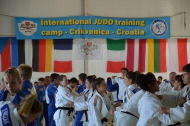 Internationales Trainingscamp Crikvenica/Kroatien
